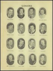 Page 16, 1950 Edition, Mountain Grove High School - Ozarkian Yearbook (Mountain Grove, MO) online yearbook collection