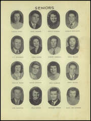 Page 17, 1950 Edition, Mountain Grove High School - Ozarkian Yearbook (Mountain Grove, MO) online yearbook collection