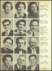 Page 10, 1954 Edition, Mountain Grove High School - Ozarkian Yearbook (Mountain Grove, MO) online yearbook collection