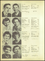 Page 14, 1954 Edition, Mountain Grove High School - Ozarkian Yearbook (Mountain Grove, MO) online yearbook collection