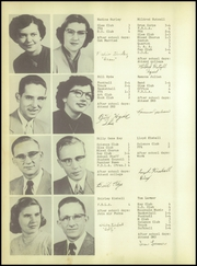 Page 16, 1954 Edition, Mountain Grove High School - Ozarkian Yearbook (Mountain Grove, MO) online yearbook collection