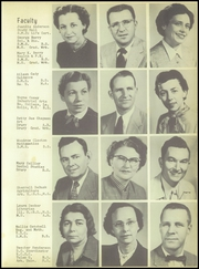 Page 9, 1954 Edition, Mountain Grove High School - Ozarkian Yearbook (Mountain Grove, MO) online yearbook collection