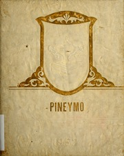 1952 Edition, Houston High School - Pineymo Yearbook (Houston, MO)