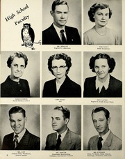 Page 10, 1953 Edition, Houston High School - Pineymo Yearbook (Houston, MO) online yearbook collection