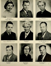 Page 11, 1953 Edition, Houston High School - Pineymo Yearbook (Houston, MO) online yearbook collection