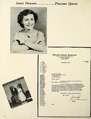 Page 12, 1953 Edition, Houston High School - Pineymo Yearbook (Houston, MO) online yearbook collection
