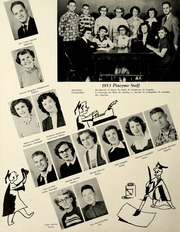 Page 14, 1953 Edition, Houston High School - Pineymo Yearbook (Houston, MO) online yearbook collection