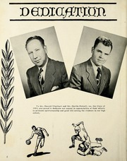 Page 6, 1953 Edition, Houston High School - Pineymo Yearbook (Houston, MO) online yearbook collection
