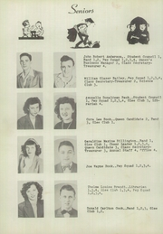 Page 12, 1946 Edition, Malden High School - Greenwave Yearbook (Malden, MO) online yearbook collection