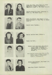 Page 14, 1946 Edition, Malden High School - Greenwave Yearbook (Malden, MO) online yearbook collection