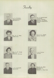 Page 9, 1946 Edition, Malden High School - Greenwave Yearbook (Malden, MO) online yearbook collection