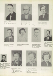 Page 17, 1957 Edition, Malden High School - Greenwave Yearbook (Malden, MO) online yearbook collection
