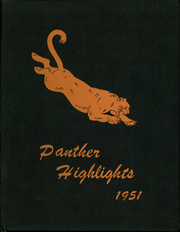 1951 Edition, Oak Grove High School - Panther Yearbook (Oak Grove, MO)