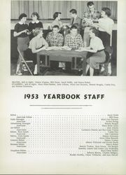 Page 10, 1953 Edition, Oak Grove High School - Panther Yearbook (Oak Grove, MO) online yearbook collection