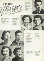 Page 11, 1953 Edition, Oak Grove High School - Panther Yearbook (Oak Grove, MO) online yearbook collection