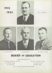 Page 8, 1953 Edition, Oak Grove High School - Panther Yearbook (Oak Grove, MO) online yearbook collection