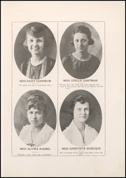 Page 15, 1920 Edition, Charleston High School - Blue Jay Yearbook (Charleston, MO) online yearbook collection