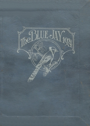 Page 1, 1924 Edition, Charleston High School - Blue Jay Yearbook (Charleston, MO) online yearbook collection