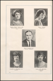 Page 16, 1924 Edition, Charleston High School - Blue Jay Yearbook (Charleston, MO) online yearbook collection