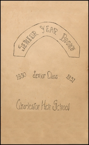 Page 3, 1931 Edition, Charleston High School - Blue Jay Yearbook (Charleston, MO) online yearbook collection