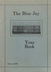 Page 1, 1939 Edition, Charleston High School - Blue Jay Yearbook (Charleston, MO) online yearbook collection