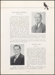 Page 15, 1948 Edition, Charleston High School - Blue Jay Yearbook (Charleston, MO) online yearbook collection