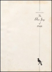 Page 5, 1948 Edition, Charleston High School - Blue Jay Yearbook (Charleston, MO) online yearbook collection