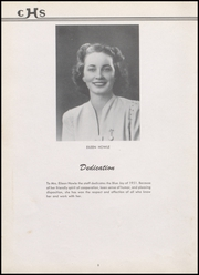 Page 12, 1951 Edition, Charleston High School - Blue Jay Yearbook (Charleston, MO) online yearbook collection