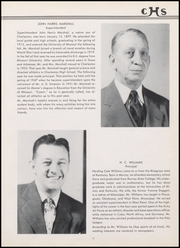Page 15, 1951 Edition, Charleston High School - Blue Jay Yearbook (Charleston, MO) online yearbook collection