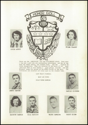 Page 15, 1950 Edition, Nixa High School - Eagle Yearbook (Nixa, MO) online yearbook collection
