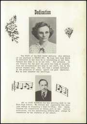 Page 9, 1950 Edition, Nixa High School - Eagle Yearbook (Nixa, MO) online yearbook collection