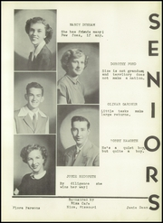 Page 13, 1952 Edition, Nixa High School - Eagle Yearbook (Nixa, MO) online yearbook collection