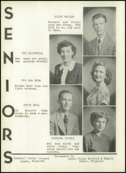 Page 14, 1952 Edition, Nixa High School - Eagle Yearbook (Nixa, MO) online yearbook collection