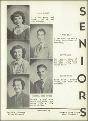 Page 15, 1952 Edition, Nixa High School - Eagle Yearbook (Nixa, MO) online yearbook collection