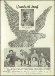 Page 7, 1952 Edition, Nixa High School - Eagle Yearbook (Nixa, MO) online yearbook collection