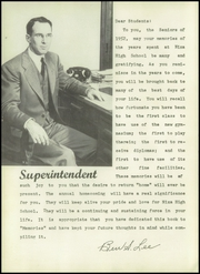 Page 8, 1952 Edition, Nixa High School - Eagle Yearbook (Nixa, MO) online yearbook collection