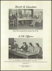 Page 9, 1952 Edition, Nixa High School - Eagle Yearbook (Nixa, MO) online yearbook collection