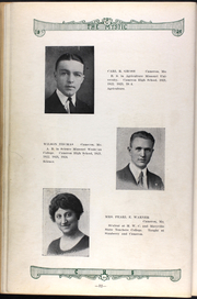 Page 16, 1924 Edition, Cameron High School - Yearbook (Cameron, MO) online yearbook collection