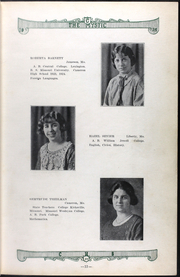 Page 17, 1924 Edition, Cameron High School - Yearbook (Cameron, MO) online yearbook collection