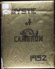 Page 1, 1952 Edition, Cameron High School - Yearbook (Cameron, MO) online yearbook collection