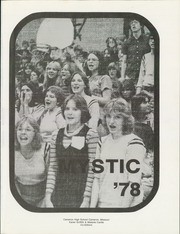 Page 5, 1978 Edition, Cameron High School - Yearbook (Cameron, MO) online yearbook collection