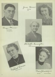 Page 14, 1949 Edition, Boonville High School - Buccaneer Yearbook (Boonville, MO) online yearbook collection