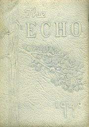 Page 1, 1949 Edition, St John High School - Echo Yearbook (St Louis, MO) online yearbook collection