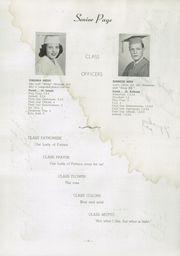 Page 10, 1949 Edition, St John High School - Echo Yearbook (St Louis, MO) online yearbook collection