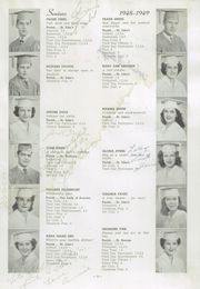 Page 13, 1949 Edition, St John High School - Echo Yearbook (St Louis, MO) online yearbook collection