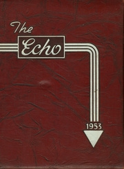 Page 1, 1953 Edition, St John High School - Echo Yearbook (St Louis, MO) online yearbook collection