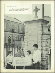 Page 12, 1953 Edition, St John High School - Echo Yearbook (St Louis, MO) online yearbook collection