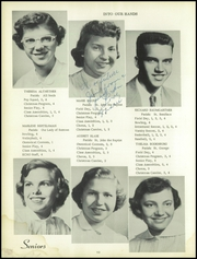 Page 14, 1953 Edition, St John High School - Echo Yearbook (St Louis, MO) online yearbook collection