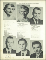 Page 16, 1953 Edition, St John High School - Echo Yearbook (St Louis, MO) online yearbook collection