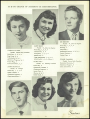Page 17, 1953 Edition, St John High School - Echo Yearbook (St Louis, MO) online yearbook collection